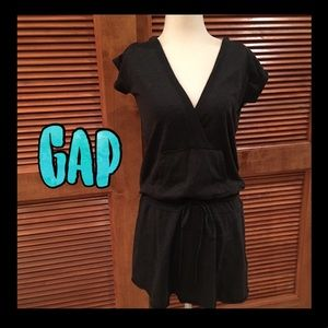 ❤️NWOT❤️GAP Hooded Drawstring dress/cover up